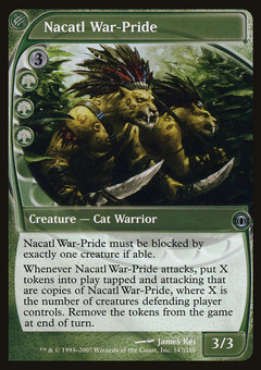 Nacatl War-Pride
